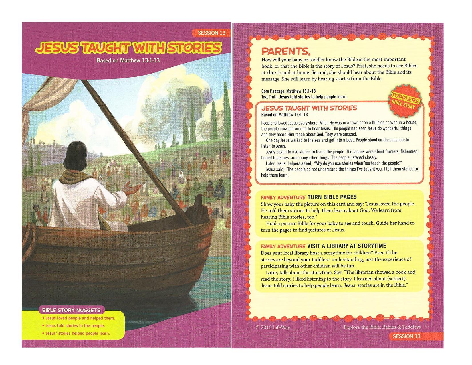 preschool handouts first baptist church of killeen